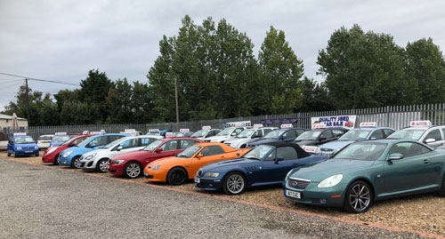 Cambridgeshire Used Car Dealership in Cambridge