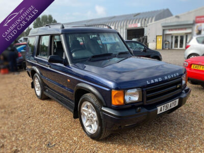 Land Rover Discovery 2.5 TD5 ES 5dr (5 Seats)