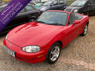 Mazda MX-5 1.6 Isola Limited Edition 2dr