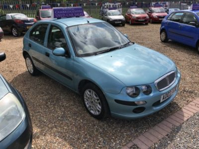 Rover 25 1.6 iL Stepspeed 5dr